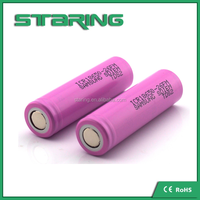 Samsung ICR18650-26FM LI ION lithium battery 18650 2600mAh Strong Power icr18650 battery