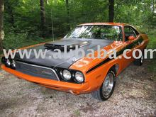 1972 DODGE CHALLENGER car