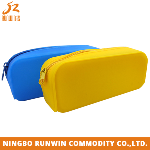 Manufacturer Price SGS Approved silicone pencil case