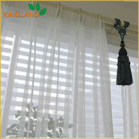Factory Sale New Europe Luxury Style Sheer Curtains For Home In Latest Curtain Design 2016