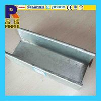 Hot Sale cold rolled ss316 stainless steel U channel bar with all size From China Supplier