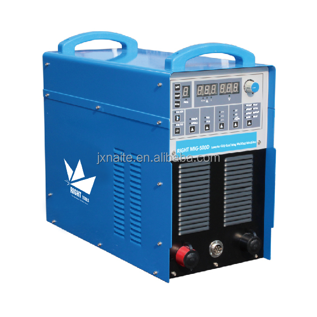 Industry Using IGBT Inverter MIG MMA 500amp Co2 GAS Welding Equipment