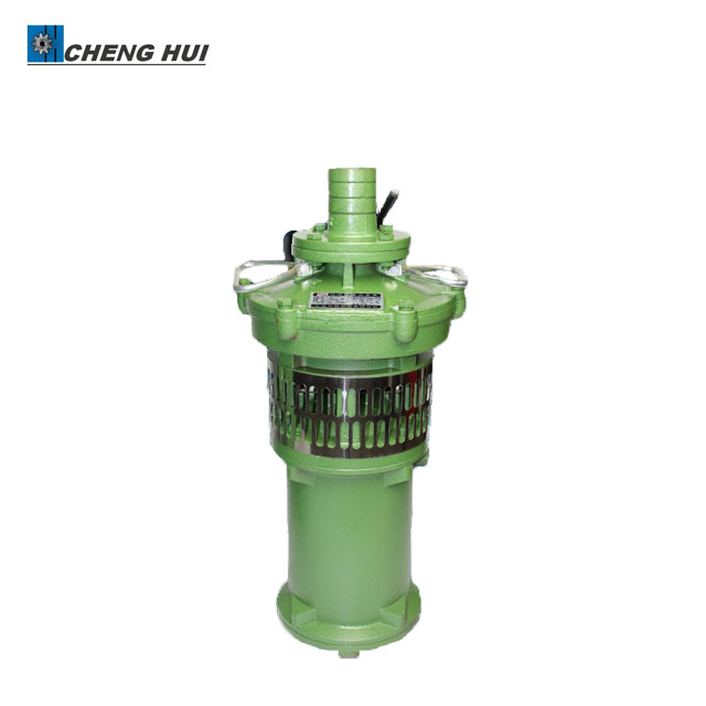 QY Series portable grinder oil immersed submersible electric pump