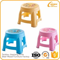 Factory sale various widely used children stackable chair