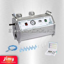 diomand microdermabrasion system with facial cleansing peeling