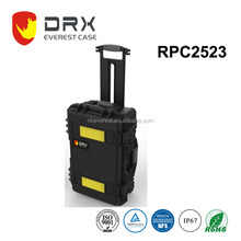 PP IP67 heavy duty large transport fight case carring rugged protective Plastic equipment Case