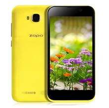 New ZOPO Cellphone ZOPO ZP700 Cuppy MT6582 1.3GHZ Quad Core, 4.7 inch IPS Screen 960*540, 8MP+5MP CMOS Camera, RAM 1GB ROM 4GB