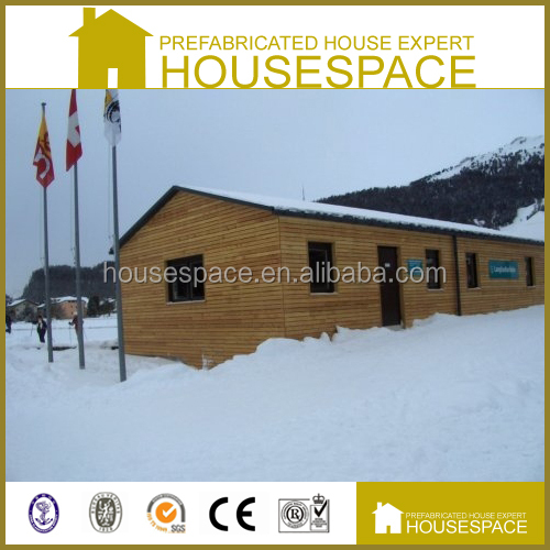 Cost Effective Galvanized log houses wooden finland
