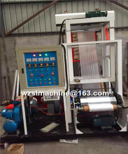 Best new plastic film blowing machine /blow moulding set/pe film making extruder