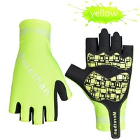 Thin Specialized short finger cycling gloves for men