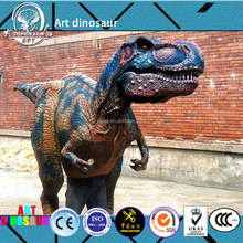 2017 New Adult Walking Dinosaur Costume for Jurassic Park Animatronic T-rex Dinosaur Costume