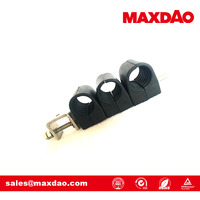 7 8 rf feeder cable accessories hanger clamp by maxdao