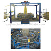High speed mesh circular loom for bag packaging of vegetables,fruits