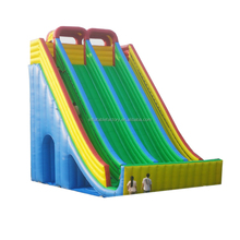 outdoor large inflatable slide for adults