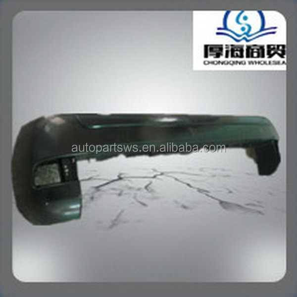 Cheap Cheapest bumper for TOYOTA PRADO 120 52159-60912 with high quality also supply metal bumper cover for iphone4