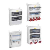 IP67 Outdoor Electric Waterproof Distribution Box / Control Panel Board / Meter Box
