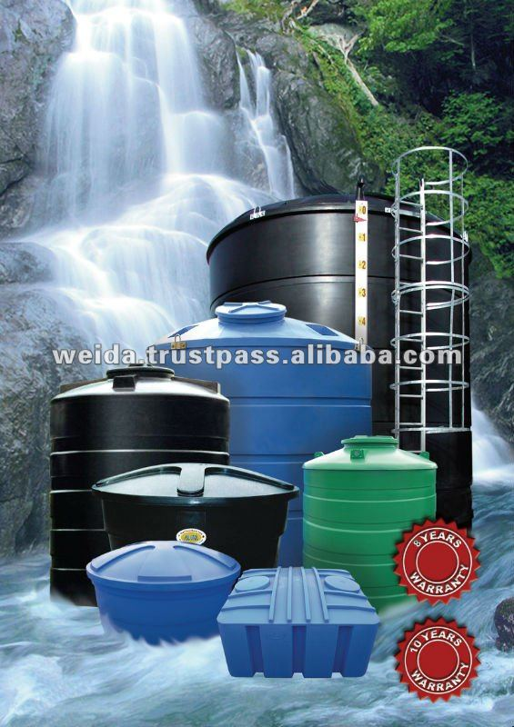 Water Storage Tank (polyethylene)