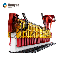 Sand and fly ash aerated aac block brick machine and automatic lightweight brick plant