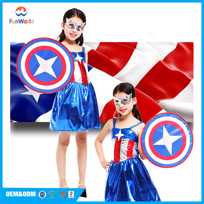 Super man cosplay halloween costumes for kids