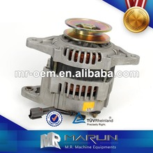 Top Grade Reasonable Price Professional Man Truck Alternator Justy