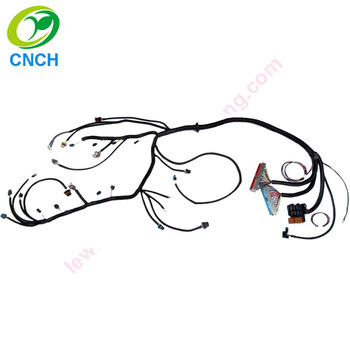 99 - 03 Vortec Drive by Cable Standalone Wiring Harness Loom with T56 or Manual Non-Electronic Transmission