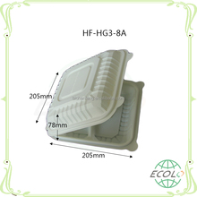 biodegradable disposable food container