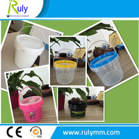 food industry use food grade plastic pails with sealed lid