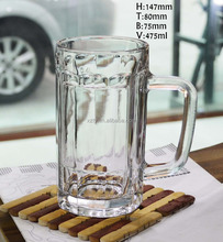 16 oz 0.8 pint BLINKMAX glass beer mug/beer glass/beer Stein wholesale