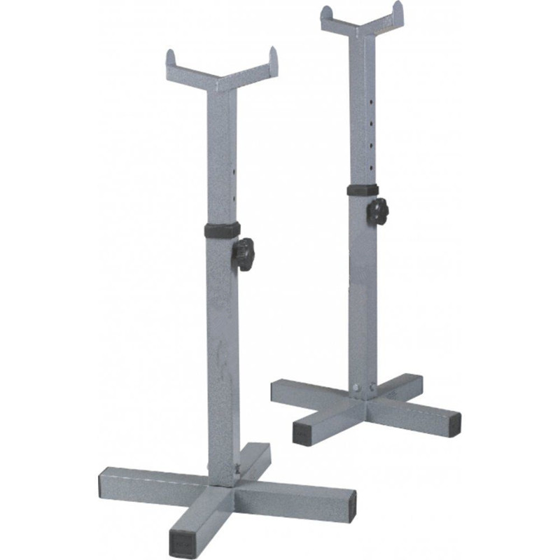Adjustable Weight Lifting Barbell Stand Squat Rack For Sale
