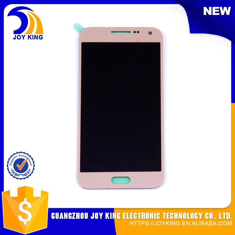[JoyKing] 100% Original stable quality screen lcd replacement for samsung galaxy E5 phone unlocked from China