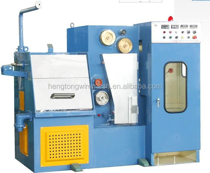 Low carbon steel wire drawing machine (manufacture)