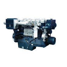 YC6TD700L-C20 for boat/ship/tugboat marine diesel engine 700hp
