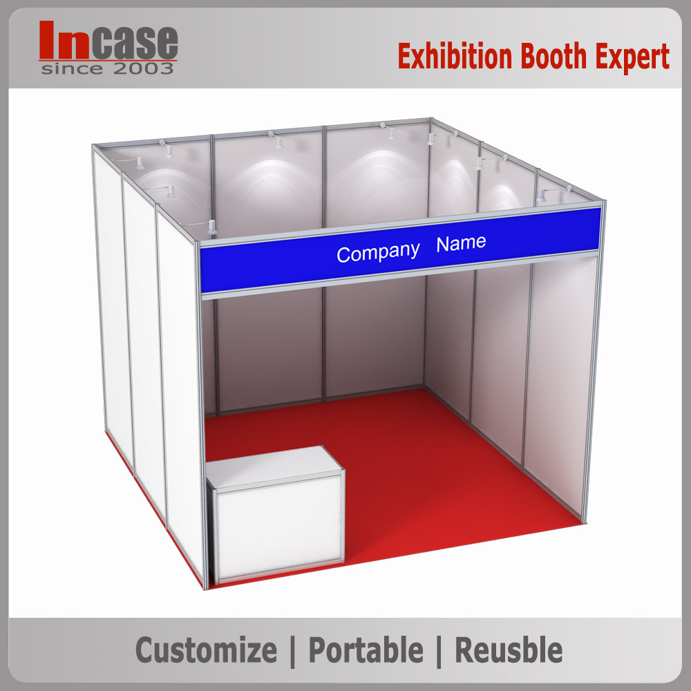 Shell Scheme Exhibition Stands : Shell scheme exhibition stand display buy