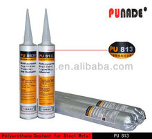 Single component polyurethane metal sheet sealant