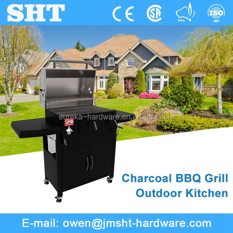 China Top-Quality Professional Cheap Barbeque Charcoal Grill Customized