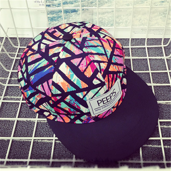 New Arrival Colorful Hat Hot Selling Baseball Cap With Fashion Element