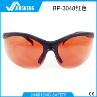 ANSI safety glasses anti fog anti scratch Industry safety goggles
