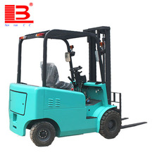 1600kg New All-electric four-wheel drive small electric forklift truck for sale