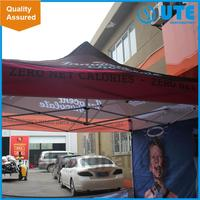 Custom printed cheap outdoor 4x4 canopy tent