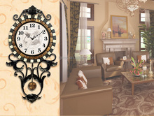 customised designs glass home decorative wall clock sublimation clock