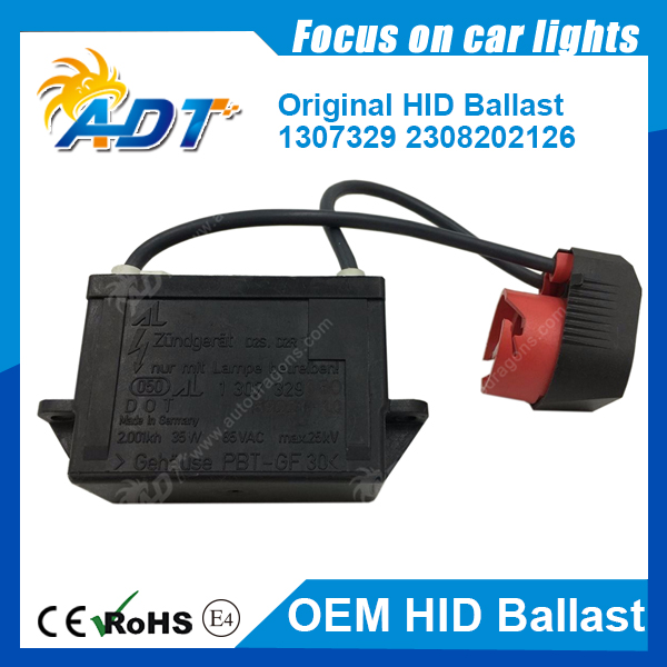 Second-hand D2S D2R Xenon HID Headlamp Units Ballast 2003-2006 For Mercedes SL500 Xenon Headlight Igniter - Genuine 1307329