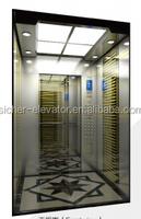 Small Machine Room Traction Types Modern Elevator Lift Manufacturer