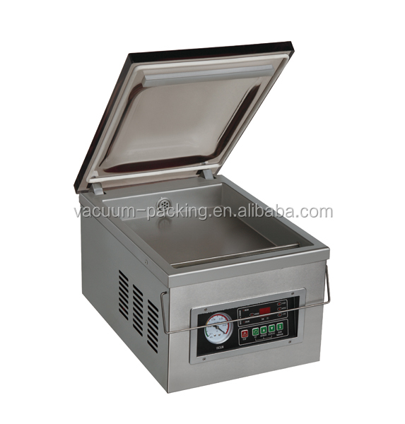 dz-360 table top meat vacuum packing machine sealing machine with CE certificate