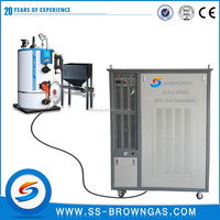 Factory Price Flame Gas Fuel Saver Oxyhydrogen Generator For Boiler Solving High Oil Price