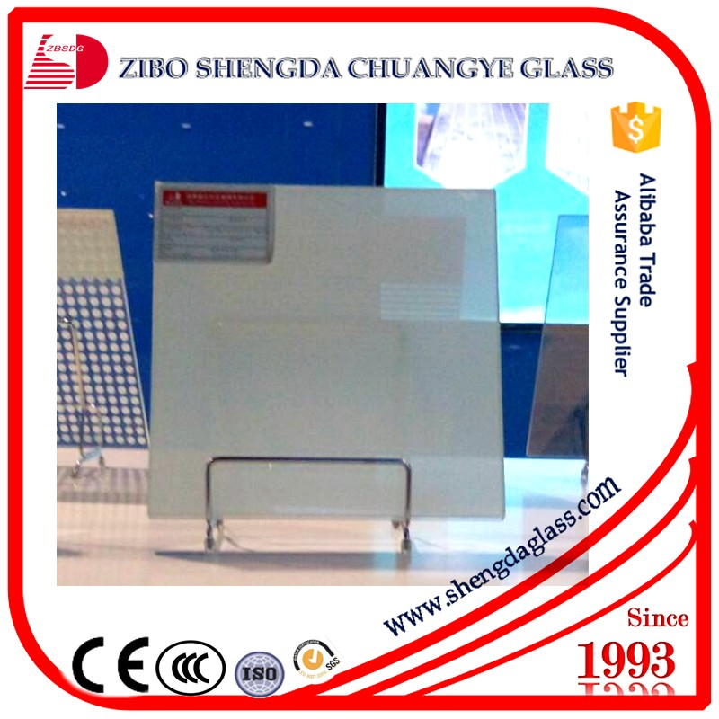 Tempered laminated glass,thickness max 60mm