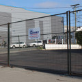 6ft x 10ft canada sidewalk temporary fence