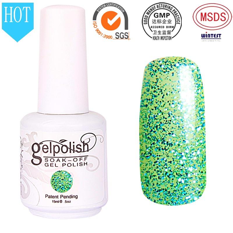 Nail Gel Brands: Famous Brands Waterproof Nail Gel Polish From Guangzhou