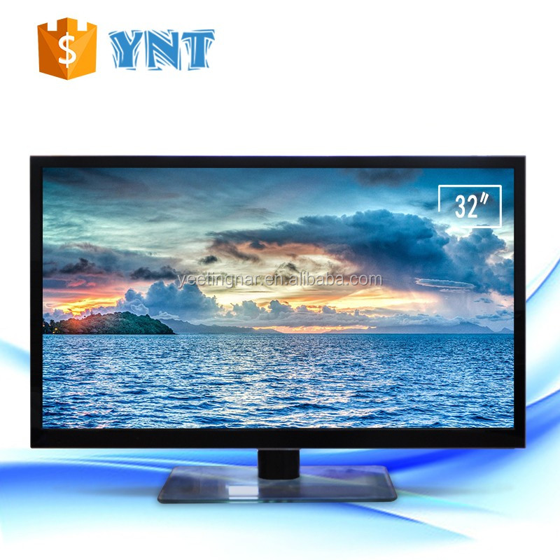 Ultra Thin 32 inch HD LED TV with USB/VGA/AV/CI