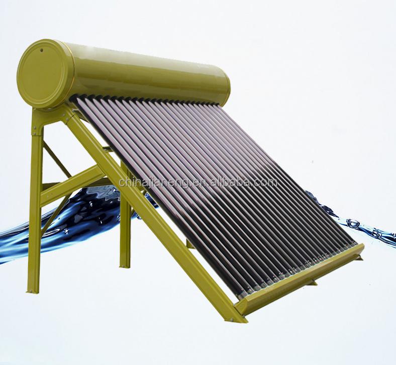 6 ans assurance de la qualit 150 litres non sous pression for Chauffe eau solaire sous vide