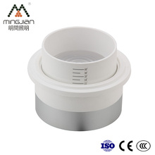 Hot Selling Product Dimmable 12W IP20 Recessed Mounted COB LED Down Light <strong>Downlight</strong> Housing Price